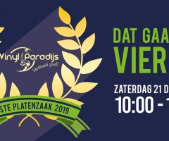 Vinylzaak 2019 party