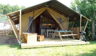 De Bergboer Safari tenten