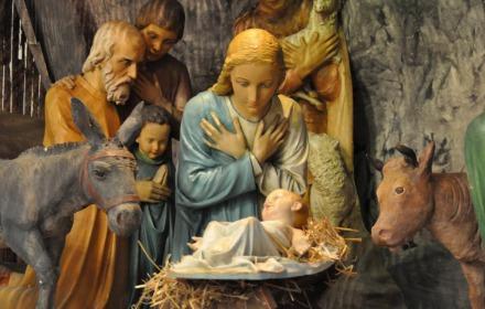 Interactieve Kerststal Broederenkerk