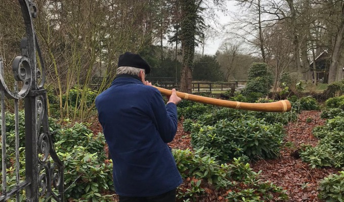 Geslaagde Kerstwandeling 2019 in Beuningen