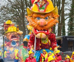 Carnavalsoptocht Geesteren
