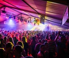 Carnavalsparty Raadhuisplein Losser