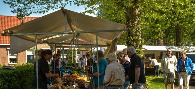 Boerenmarkt Vilsteren