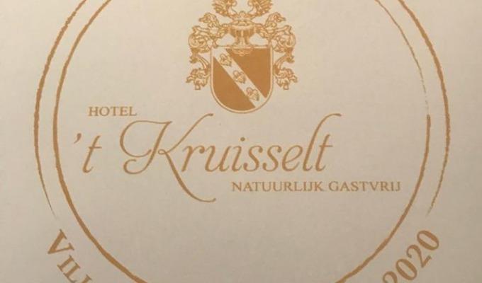 Hotel 't Kruisselt viert 100-jarig bestaan