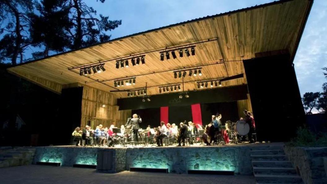 Openluchttheater in Losser