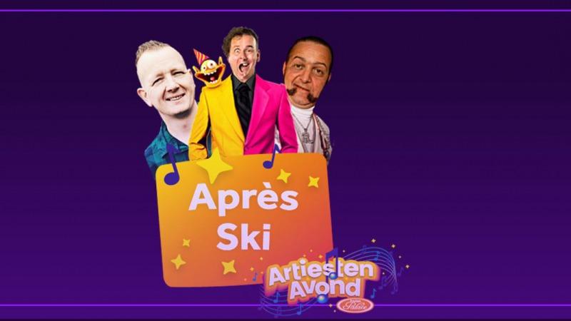 Artiestenavond - Aprés Ski