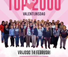 Top 2000 Valentijnsdag