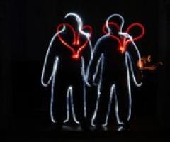 Light art workshop