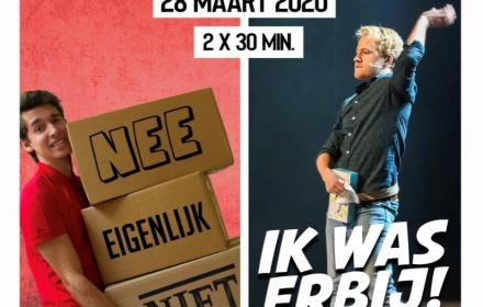 Jeffrey Kleine Koerkamp & Henk Overdijk WORDT VERPLAATST
