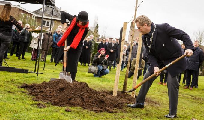 Anne Frank-bomen geplant in Ahaus en Haaksbergen