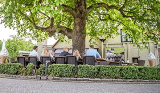 Eetcafé en Zalencentrum Winkelman