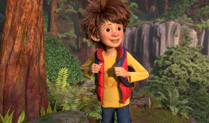 """Filmhuis Denekamp: jeugdfilm """"Bigfoot Junior"""""""