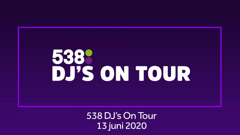 538 DJ's On Tour