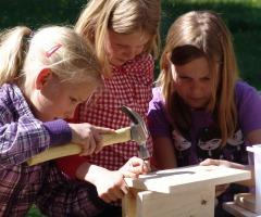 Voorjaarsvakantie: Nestkast maken bij Wonderryck Twente