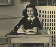 AFGELAST Anne Frank:  tentoonstelling