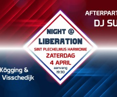 Night@Liberation AFGELAST