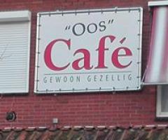 Valentijnsparty bij Oos café