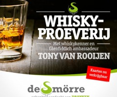 Whiskyproeverij 'De Smörre'