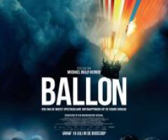 GEANNULEERD: Film: Ballon
