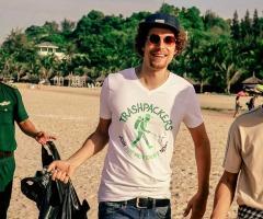 Afgelast: Landelijke Opschoondag met trashpacker Tijmen Sissing!