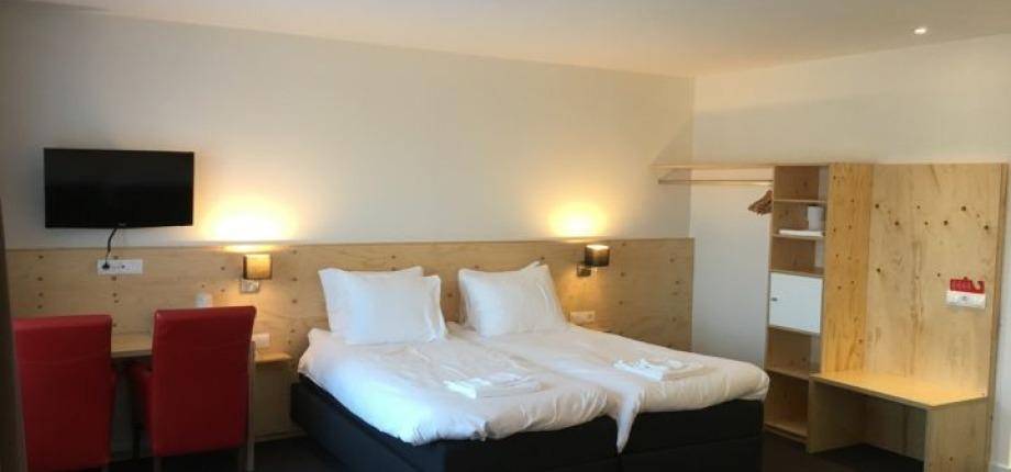 Hotelkamer in ons fietshotel VillaVelo