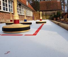 Curling: leuk voor jong en oud