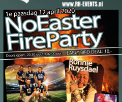 GEANNULEERD: No Easter Fire Party