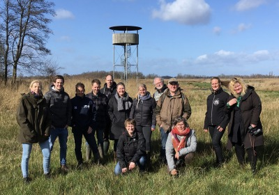Nationaal Park Weerribben-Wieden trots op nieuwe Gastheren