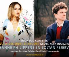 Blokzijl Klassiek met Rosanne Philippens en Julien Quentin