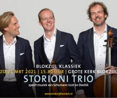 Blokzijl Klassiek met het Storioni Trio
