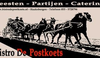 Thuis met Bistro De Postkoets