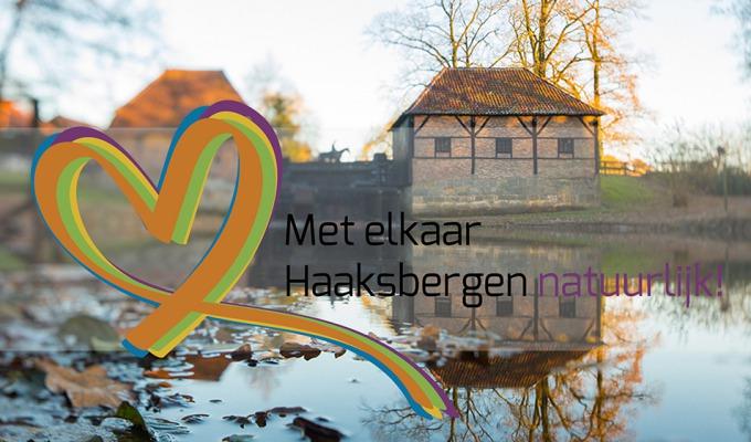 Mooie initiatieven vanuit Haaksbergen op haaksbergensamensterk.nl!