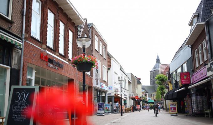 Wat bieden de winkeliers in Oldenzaal extra voor de bezoekers.