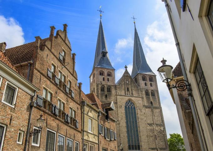 De stadswandeling door historisch Deventer: een onvergetelijke ervaring
