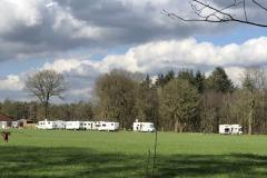 Camperplaats de Bosweide