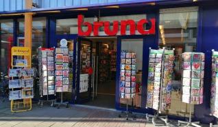 Bruna & ING servicepunt-Postnl Postkantoor