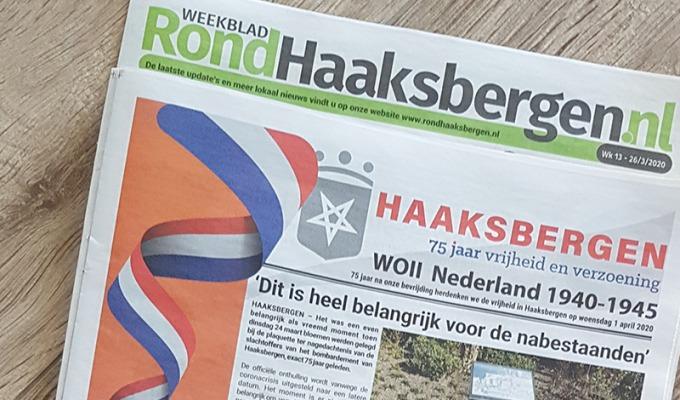 Vrijheidskrant Haaksbergen