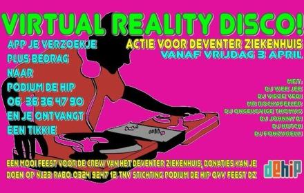 Virtual Reality Disco