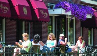 "Café Restaurant Zalencentrum ""Harwig"""
