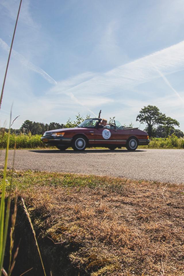 Touren in eigen auto door Twente en Salland. De roadtrip tegen de dip!