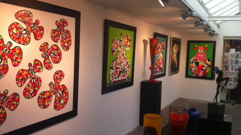 Galerie en Kunstuitleen Lambert
