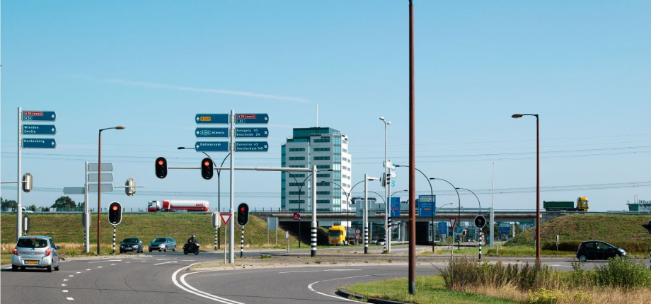 'De A1 waar je Twente binnenrijdt. Dan weet je, ik ben er weer.'