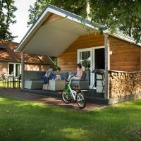 Lodge vakantiepark De Witte Berg