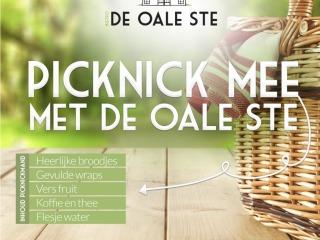 Picknick mee met D'Oale Ste
