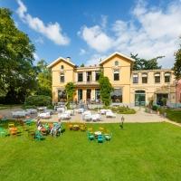 Hotel Gaia op landgoed Nieuw Rande
