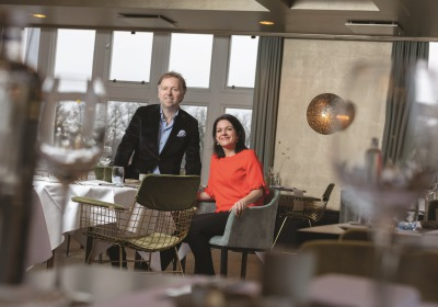Artikel Events.nl - Githa van Vilsteren: bijdragen aan het geluk van een ander