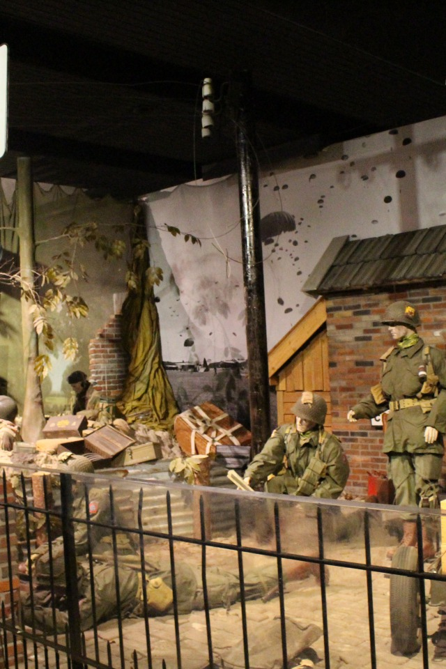 In het Memory Vrijheidsmuseum sta je even middenin de Tweede Wereldoorlog
