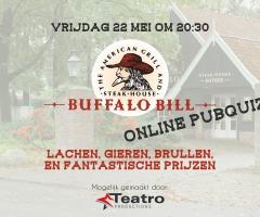 Steakhouse Buffalo Bill Online Pubquiz