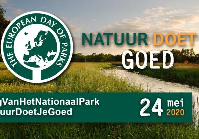 24 mei: Europese Dag van het Nationaal Park