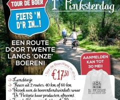 Tour de Boer - Fiets 'm d'r in.....